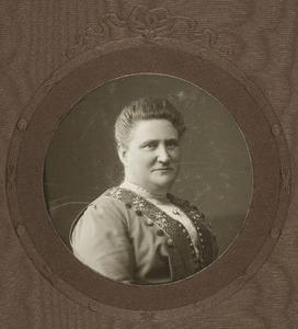 Portret van Anna Wierink