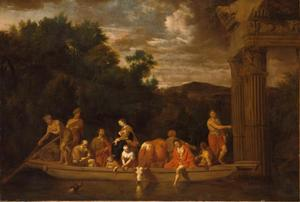Romeinse boot (Vlucht naar Egypte)