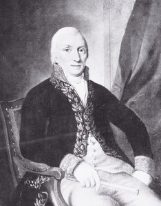 Portret van Albertus Henricus Wiese (1761-1810)
