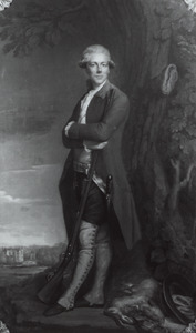 Portret van Willem Rene van Tuyll van Serooskerken (1743-1839)