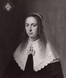 Portret van Rintkje van Eysinga (1622-1652)