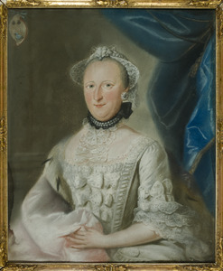 Portret van Henrietta Heeneman (1729-1769)