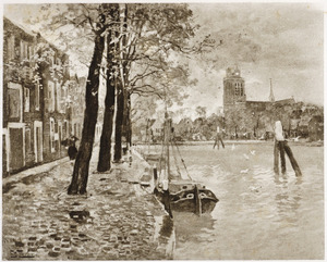 Na de bui, Dordrecht