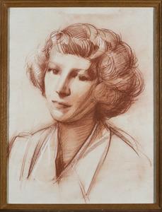 Portret van Sophie Mechtild Marie van Aldenburg Bentinck (1924-)
