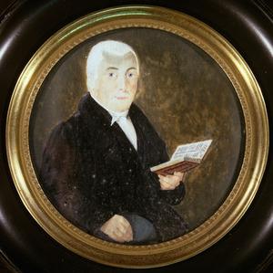 Portret van Joannes Burgerhoudt (1770-1828)