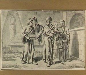Ongeïdentificeerde (Oud-Testamentische ?) scène