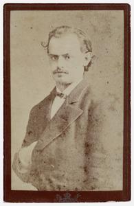 Portret van Alexander de Ruyter de Wildt (1841-1913)