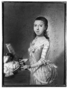 Portret van Catharina Maria Pichot (1772-1796)