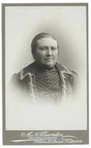 Portret van Elisabeth Maria Kuijpers (1845-1921)