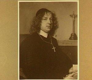 Portret van Anthonius van der Plaat (1605-1678)