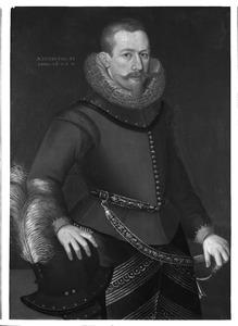 Portret van Denys Piron (1570-?)