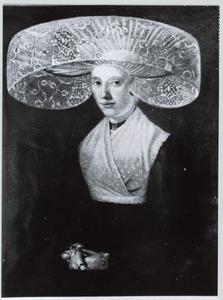 Portret van Marike Wendelaar ( -1805)