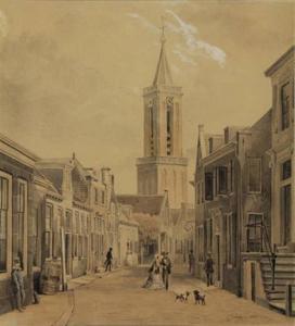 Dorpsstraat in Loenen aan de Vecht