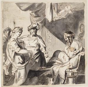 Antiochus en Stratonica