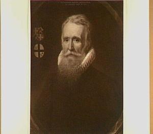 Portret van Johan Radermacher (1538-1617)