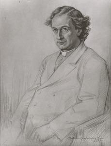 Portret van Jacobus Johannes Antonius van Ginneken (1877-1945)