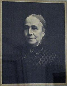Portret van mevrouw Johanna Margaretha Fenema (1816-1906)