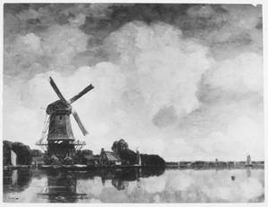 Molen bij Dordrecht