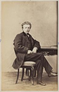 Portret van Martinus Schuil (1842-1899)