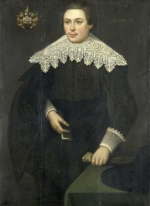 Portret van Johan van Citters (1602-1629)