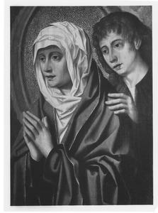 Maria en Johannes de Evangelist