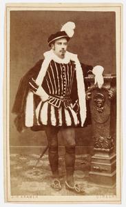 Portret van Carel Joseph van der Muelen (1859-1885)