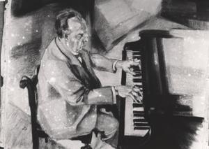 Portret van Dirk Schafer (1874-1931)