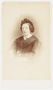 Portret van Catharina Mulier (1822-1877)