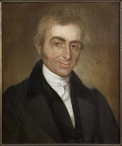 Portret van Sjoerd Alberts Aukes ( -1852)