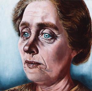 Portret van Trijntje Zult