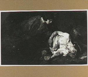 Jael doodt Sisera met een spijker door zijn slaap