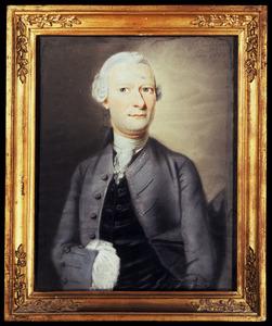 Portret van Andre Gravier de Loisy (1720-1761)