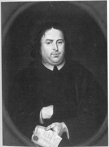 Portret van Ludovicus van de Hosteijne (1648-1701)