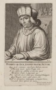 Portret van Hubert van Eyck (1366/1370-1426)