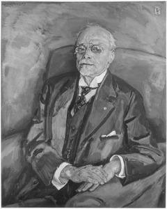 Portret van C.W.F.P. baron Sweerts de Landas Wyborgh (1854-1940)