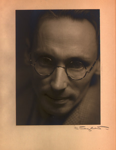 Portret van W.Jos. de Gruyter