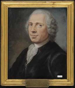 Portret van David Henri Gallandat (1732-1782)