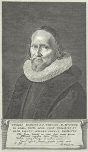 Portret van Thomas Bang (1600-1661)