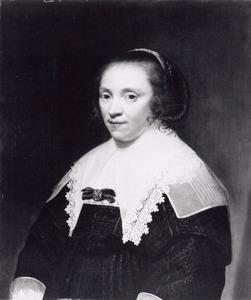 Portret van Anna van Persijn (?-1645)