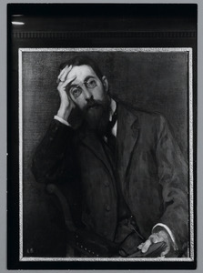 Portret van Herman Robbers
