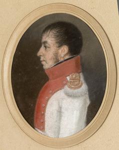 Portret van Jan de Leeuw (1770-1824)