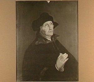 Portret van Jan Hallincq (....-....)