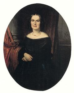 Portret van Marie Dorothee Dalen (1805-1847)