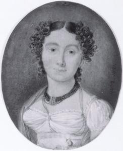 Portret van Johanna van der Linden (1799-1880)