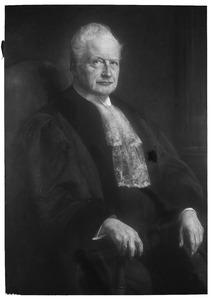 Portret van Bernard Cornelis Johannes Loder (1849-1935)