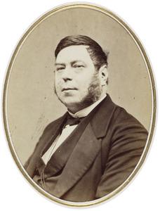 Portret van Edward Huydecoper van Nigtevecht ( -1883)