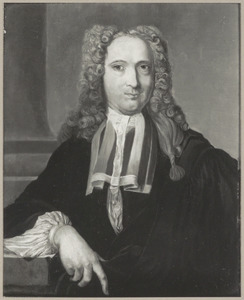 Portret van Gerlach van Scheltinga (1708-1765)