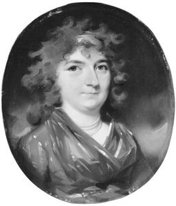 Portret van Maria de Witt (1777-1861)