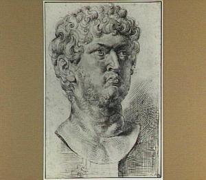 Portret van Nero