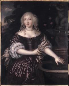 Portret van Anna Christina Pauw (1649-1719)